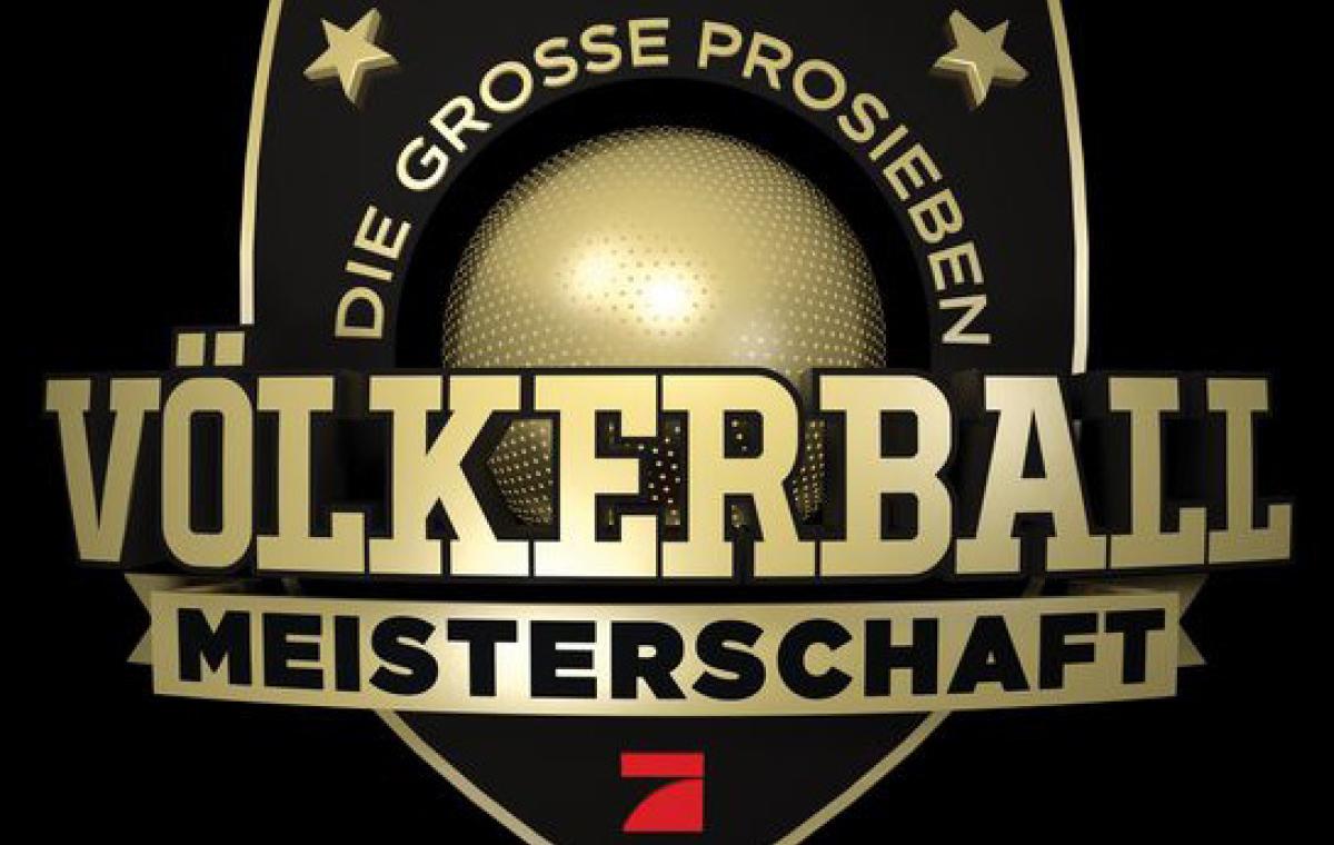 Die Große Pro7 Völkerball Meisterschaft