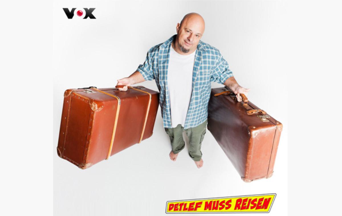 Vox: Detlef muß Reisen!